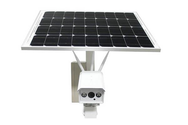 4G Wireless IP Solar Energy Security System