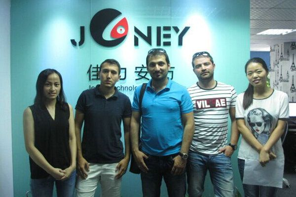 JONEYTECH employees and customers
