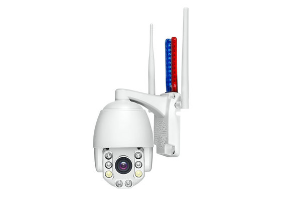 4G Wireless PTZ IP Camera