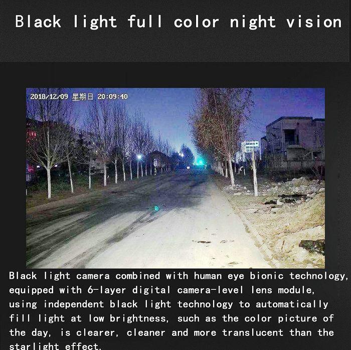UBox mini solar ptz camera S10-4G Night Vision Full Color