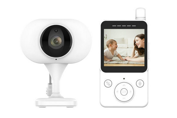 HD screen baby monitor Camera
