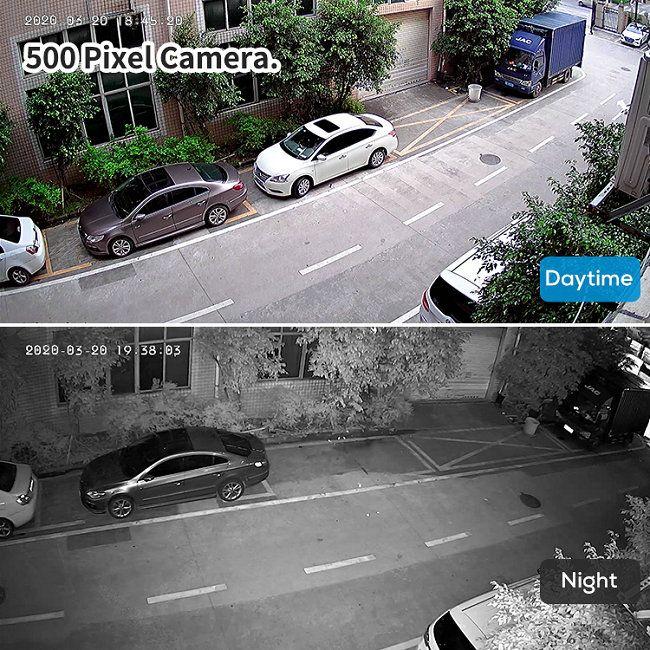 8CH H.264/H.265 POE NVR kit IPC-8Kit4700-POE-5.0MP daytime or night