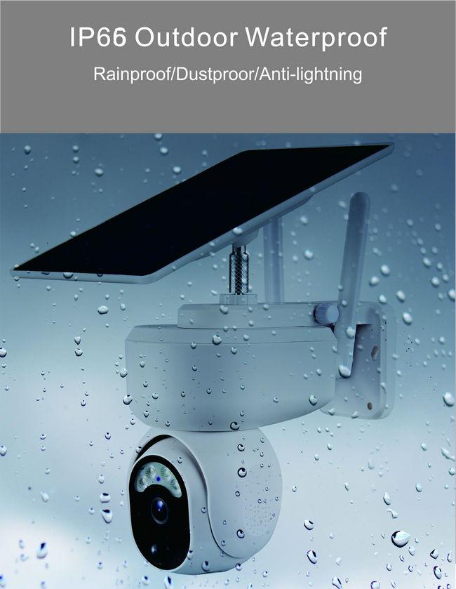 S30-4G UBox mini solar ptz camera IP66
